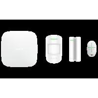 StarterKit Plus White Расширенный стартовый комплект системы безопасности Ajax