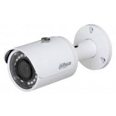 DH-IPC-HFW1230SP-0280B Видеокамера IP Уличная цилиндрическая 2Мп