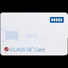 iCLASS SE 16k/16 (только SIO)Бесконтактная смарт-карта HID 3002PGGMN.