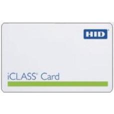 iCLASS® 16k/16 (2002) Бесконтактный идентификатор-смарт-карта.