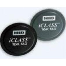 CLASS® 16k/2 + 16k/1 Tag (2063) Бесконтактный смарт идентификатор-метка с клейким основанием.