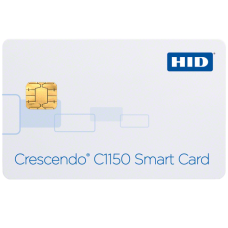 C1150 (PKI +DESFire EV1 +HID Prox/Indala) (401150G) Контактная смарт-карта