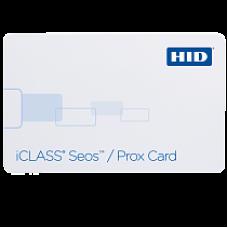 iCLASS Seos 16KB с Proximity (Seos+Prox) (5105P) Бесконтактный идентификатор