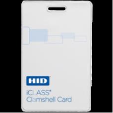 iCLASS Clamshell Бесконтактная смарт-карта 2080PMSMV