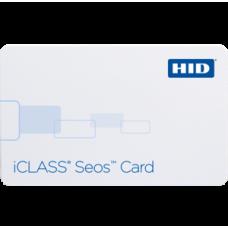Seos 16KB с Proximity (Seos+Prox) Corporate1000 iCLASSКомбинированная композитная бесконтактная смарт-карта 5105P-C1000
