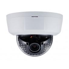 DC-D3233RX 22-мегапиксельная купольная видеокамера с поддержкой кодека H.265, широким динамическим диапазоном (True-WDR) и с ИК-подсветкой