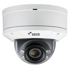 DC-D3533HRX 5-мегапиксельная купольная видеокамера с поддержкой кодека H.265