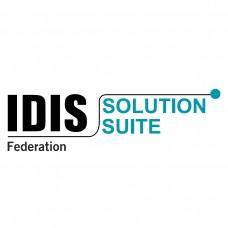 IDIS SOLUTION SUITE FEDERATION Лицензия на объединение 1 устройства