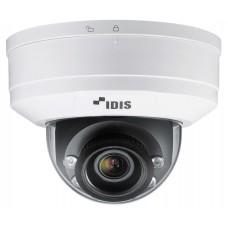 Новые 5 МП купольные видеокамеры IDIS DC-D3533HRX и DC-D3533RX