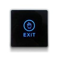 JB-EX05S накладная сенсорная кнопка выхода с индикатором для работы в составе различных систем контроля и управления доступом