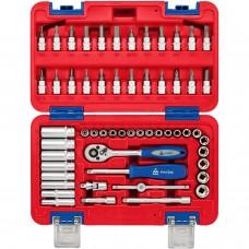 МАСТАК 01-056C набор инструментов универсальный, 56 предметов