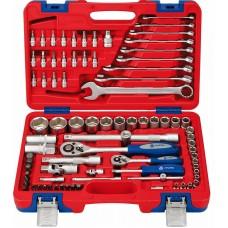 МАСТАК 01-082C набор инструментов универсальный, 82 предмета