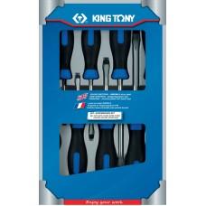 30118MR набор отверток, 8 предметов KING TONY