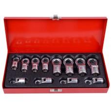 3602MR набор накидных ключей, 8-19 мм, 12 предметов KING TONY