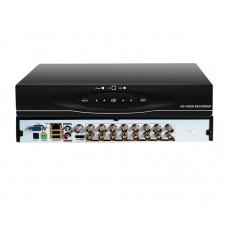 MR-HR4MP16L 16-ми канальный гибридный (AHD+TVI+CVI+ANALOG+IP)  видеорегистратор