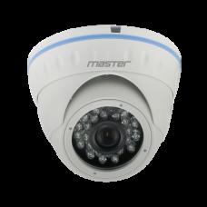 MR-IDNM102MP2 Купольная IP-видеокамера с ИК-подсветкой