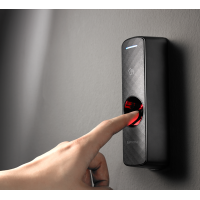 BEP2-OD Биометрический считыватель отпечатка пальца со встроенным считывателем RFID карт