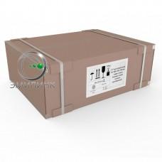 """NTSS-W12U6045FD 19"""" настенный шкаф """"ПРЕМИУМ"""" с металлической дверью 12U 600x450x635 мм"""