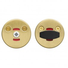 Поворотная кнопка для туалетных дверей 001 WC ABLOY