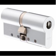 CY322 ABLOY - цилиндр с дисковым механизмом секрета из латуни / cнаружи и изнутри открывается с помощью ключа