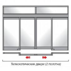 Привод для раздвижных дверей DB210 ABLOY