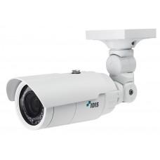 DC-T1233WHR 2-мегапиксельная цилиндрическая IP-видеокамера с моторизованным трансфокатором со встроенным обогревателем